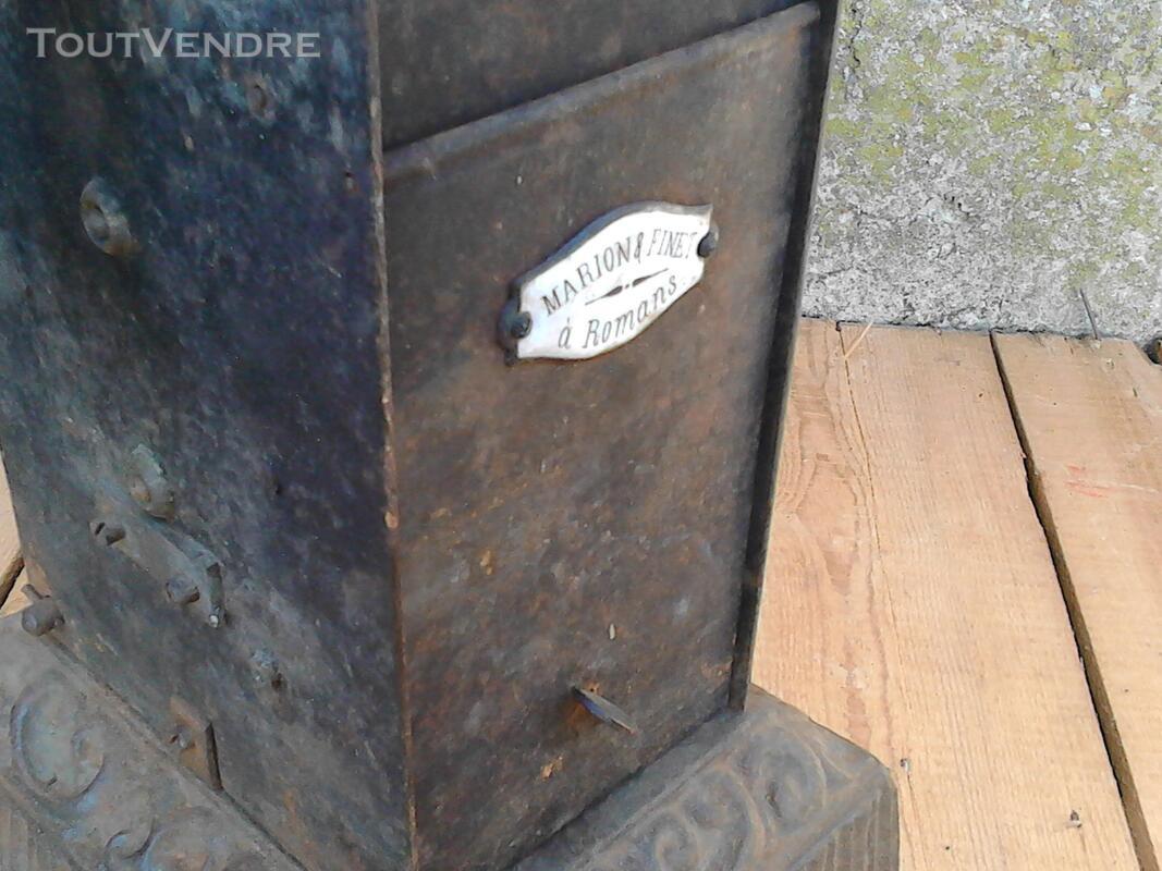 Ancien Tourne Broche dit Capucin cheminée 19ème Siècle suxn 195772981