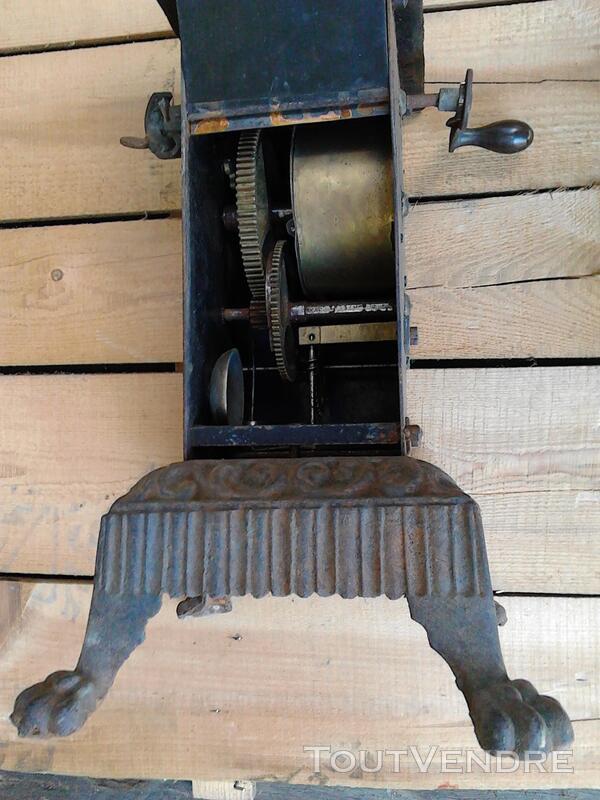 Ancien Tourne Broche dit Capucin cheminée 19ème Siècle suxn 195773002