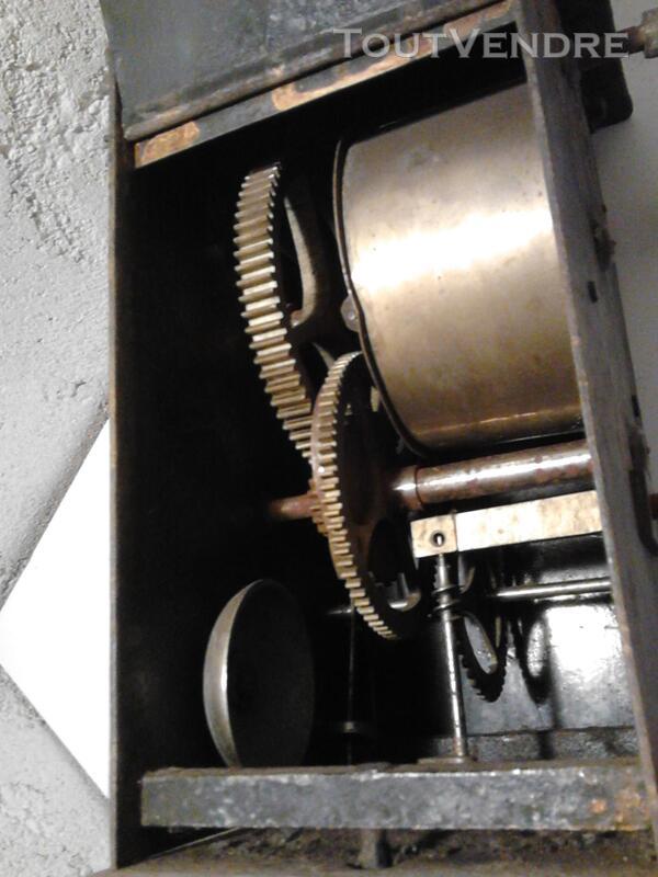 Ancien Tourne Broche dit Capucin cheminée 19ème Siècle suxn 195773005