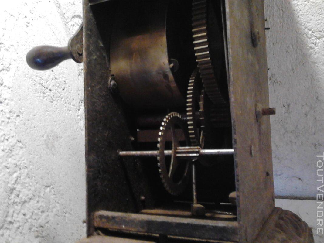 Ancien Tourne Broche dit Capucin cheminée 19ème Siècle suxn 195773008