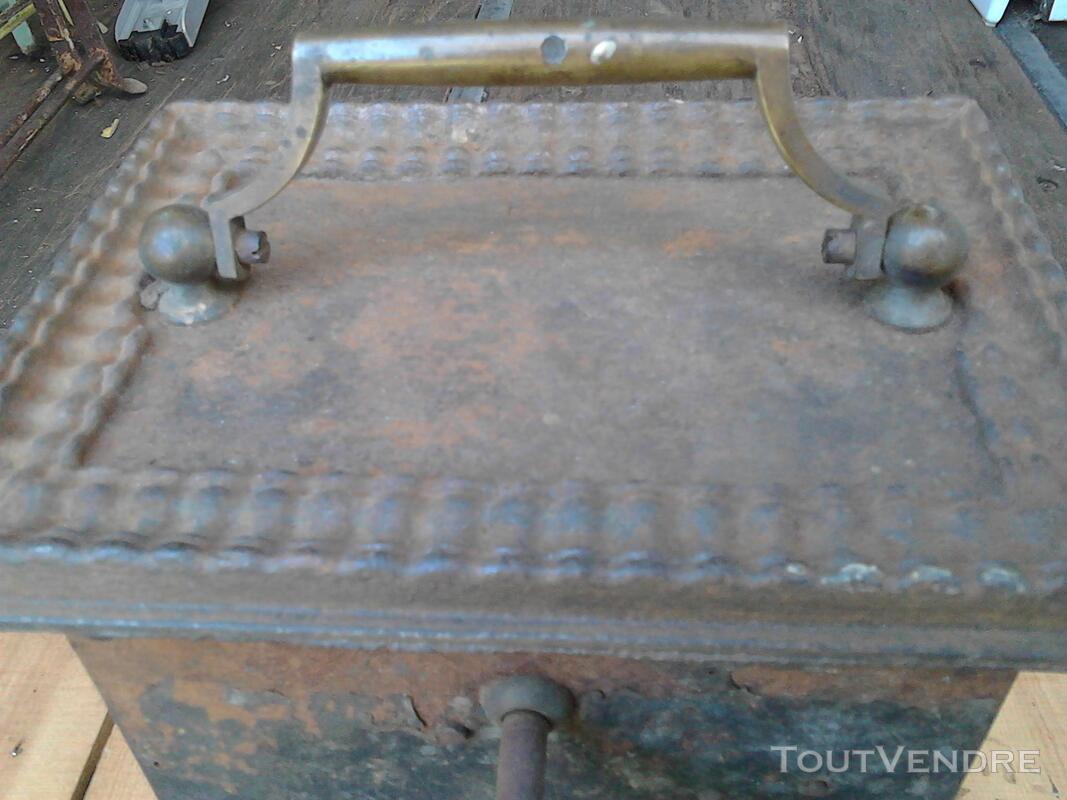 Ancien Tourne Broche dit Capucin cheminée 19ème Siècle suxn 195773011