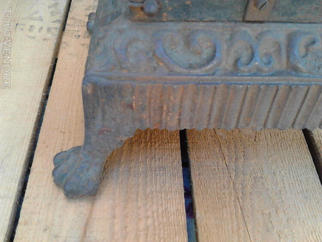 Ancien Tourne Broche dit Capucin cheminée 19ème Siècle suxn 195773014