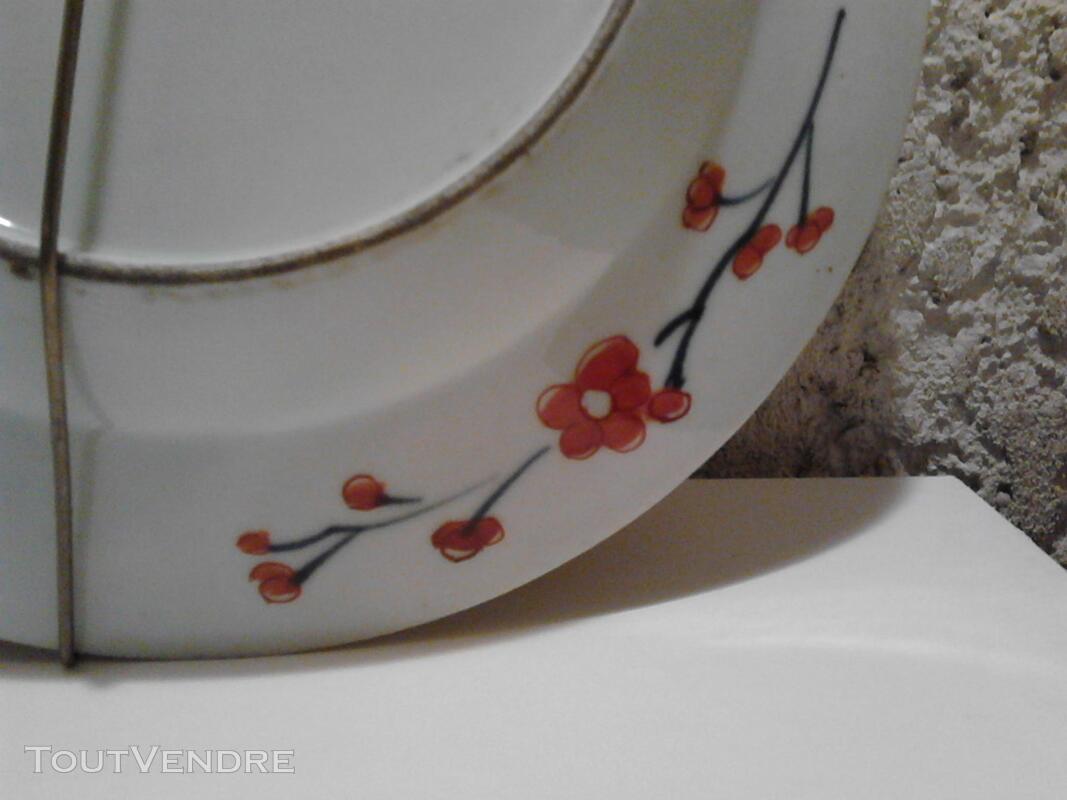 Ancienne Assiette Imari Porcelaine Antiquité suxn 165313063