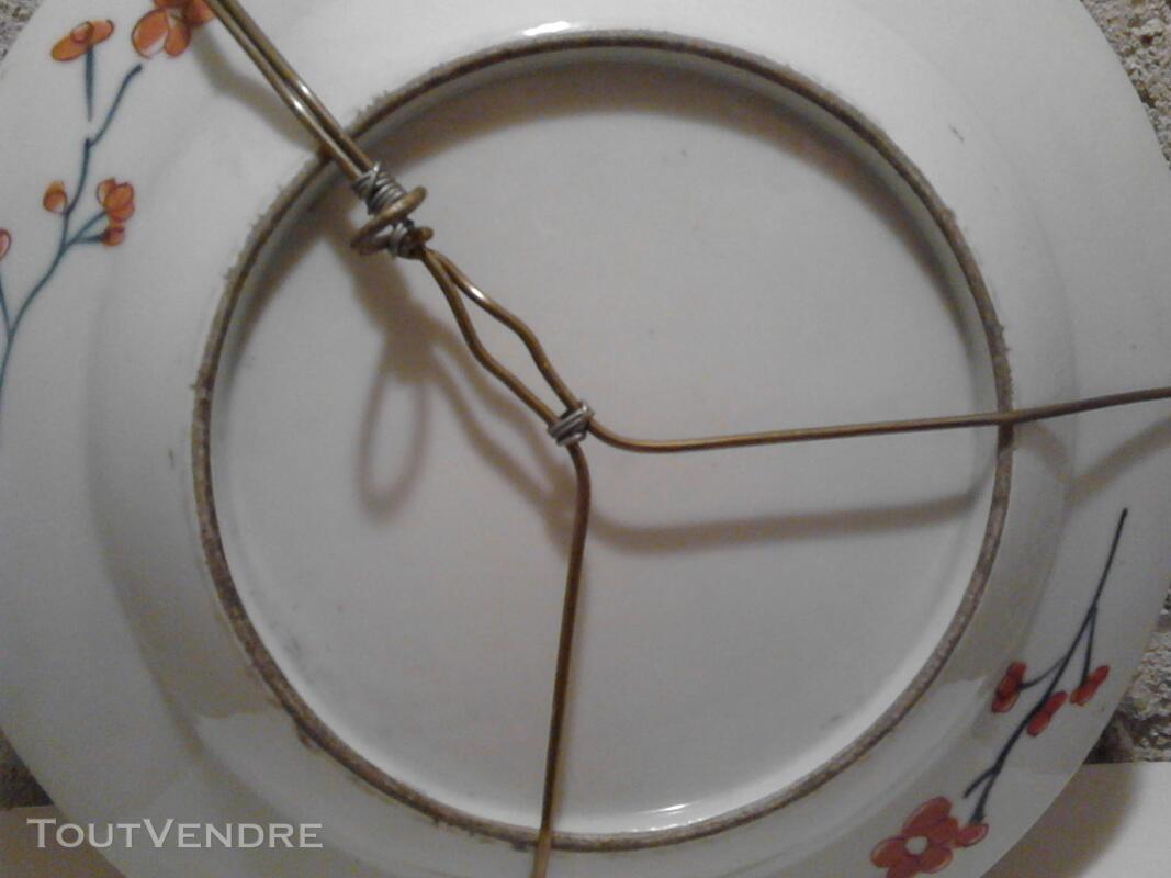 Ancienne Assiette Imari Porcelaine Antiquité suxn 165313072