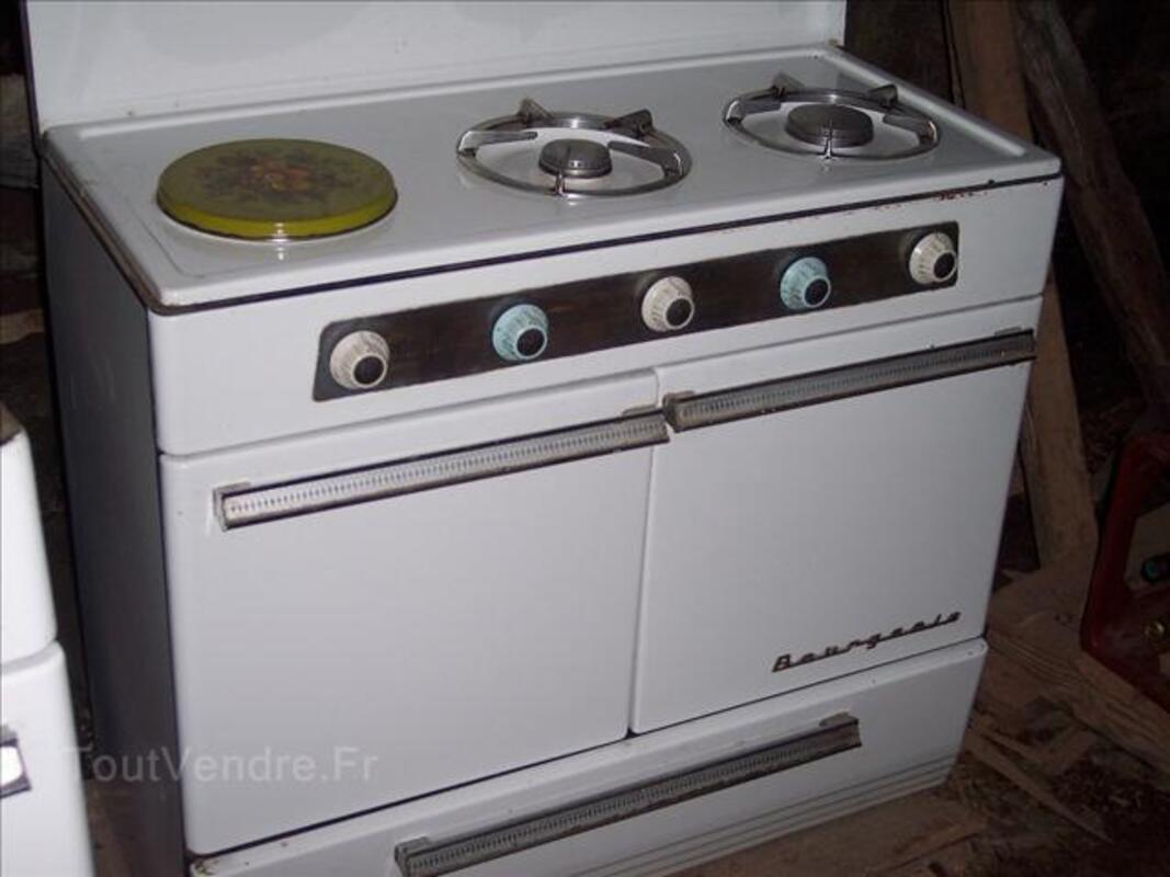 Ancienne cuisinière gaz Bourgeois 67998157