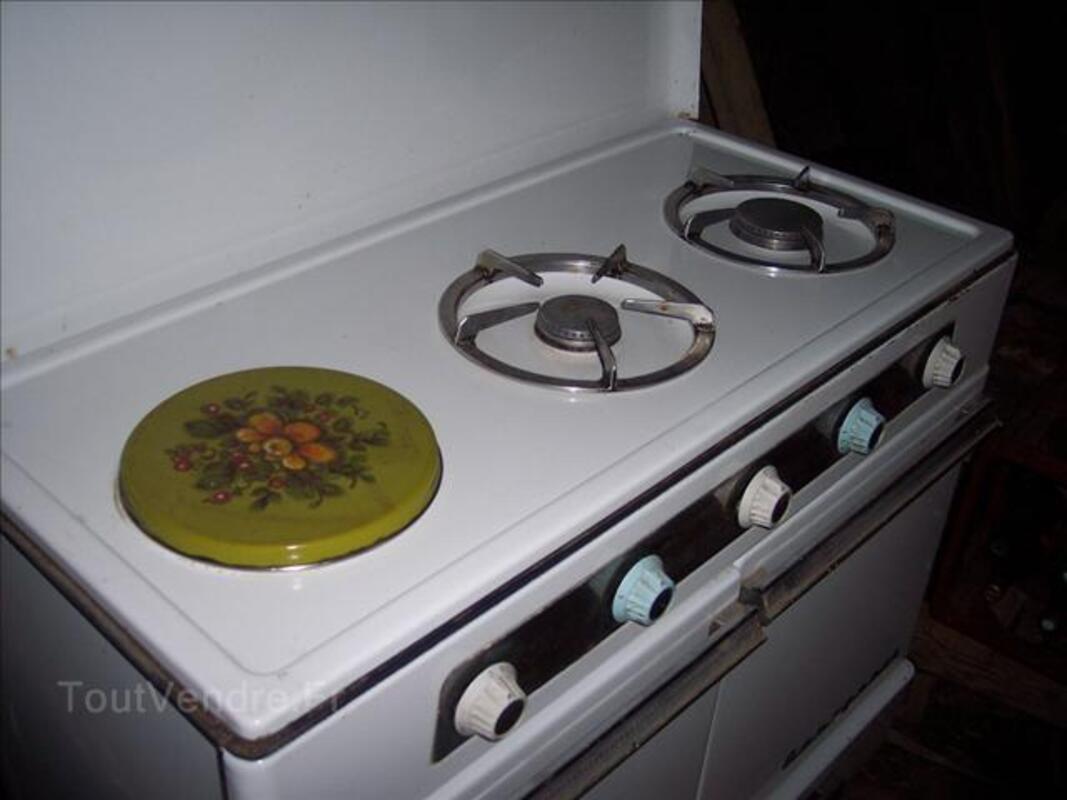 Ancienne cuisinière gaz Bourgeois 67998158