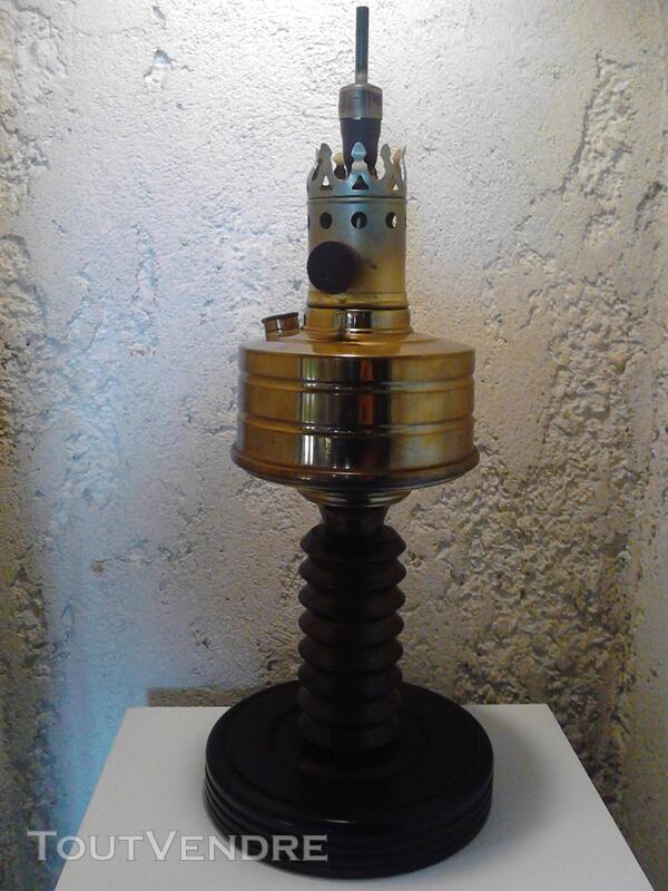 Ancienne Lampe Pétrole/Essence Titus brevet Tito Landi suxn 180521649