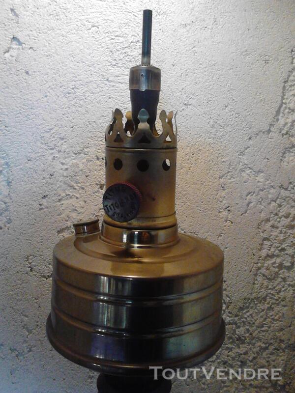 Ancienne Lampe Pétrole/Essence Titus brevet Tito Landi suxn 180521760