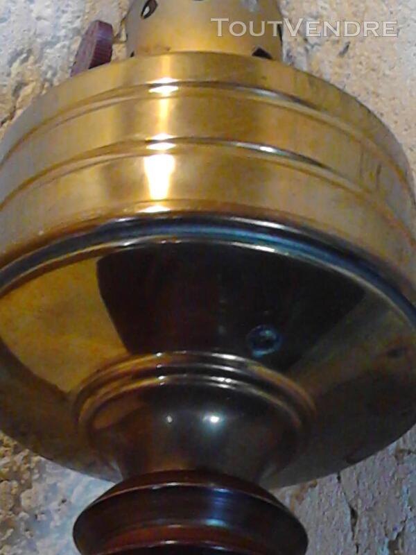 Ancienne Lampe Pétrole/Essence Titus brevet Tito Landi suxn 180522108