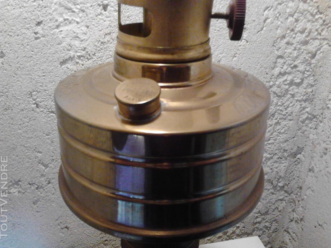 Ancienne Lampe Pétrole/Essence Titus brevet Tito Landi suxn 180522570
