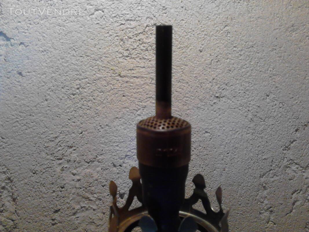 Ancienne Lampe Pétrole/Essence Titus brevet Tito Landi suxn 180522876