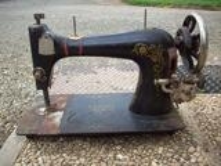 Ancienne machine a coudre