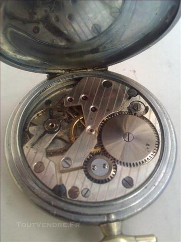 ANCIENNE montre gousset ANCRE 15 RUBIS ANTIMAGNETIC 77358919