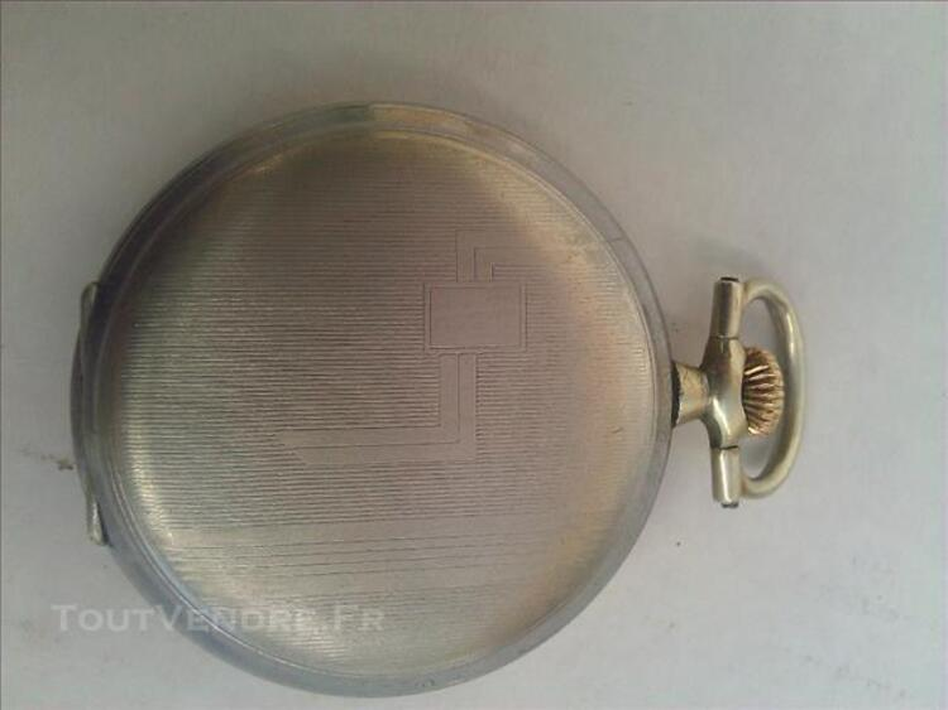ANCIENNE montre gousset ANCRE 15 RUBIS ANTIMAGNETIC 77358920