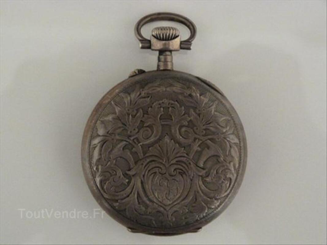 Ancienne montre gousset Berna époque 1900 64518890