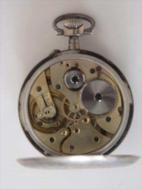 Ancienne montre gousset Berna époque 1900 64518891