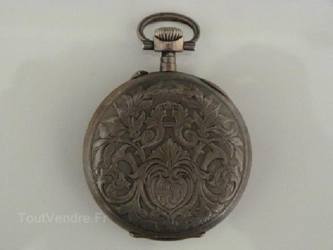 Ancienne montre gousset Berna époque 1900 89515834