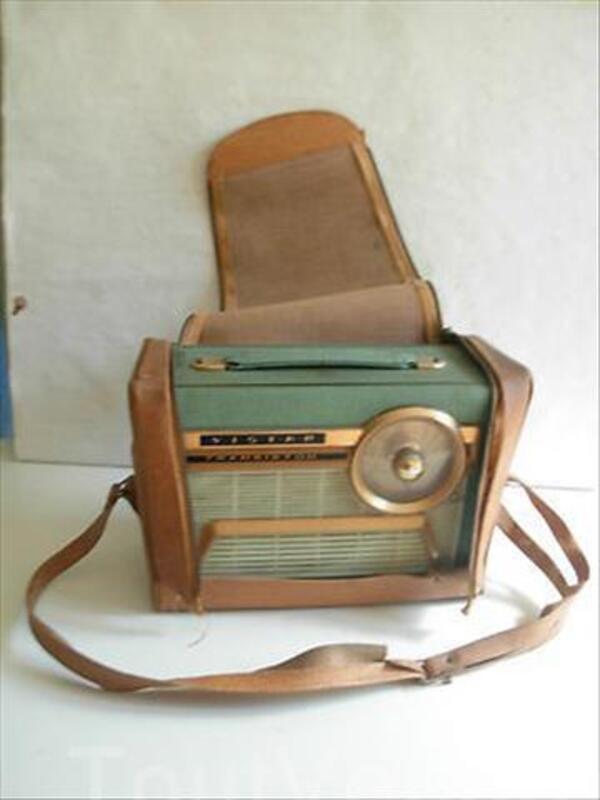 Ancienne Radio Transistor VISTAR 87863525