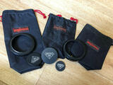 ANGENIEUX ACCESSORIES LOT BAGS SUNHOODS AND MORE !