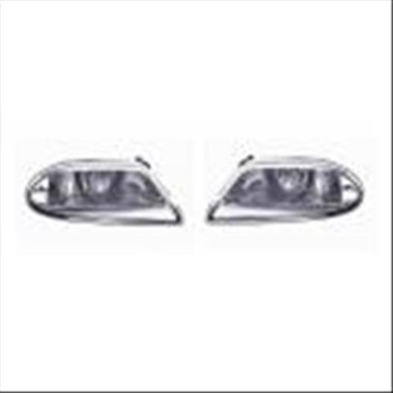 Antibrouillards avant Mercedes Classe M / ML W163 80451090