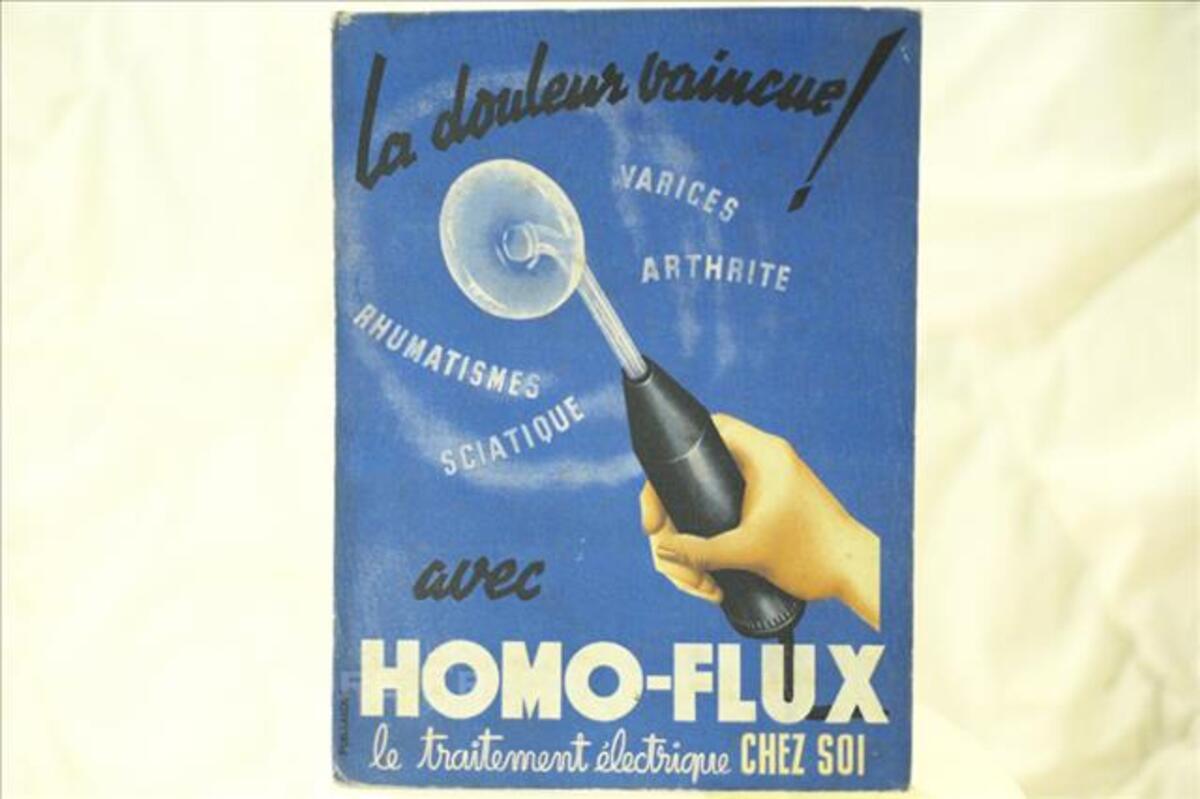 Appareil Electrothérapie Homo Flux (idem Holo Electron) 85999916