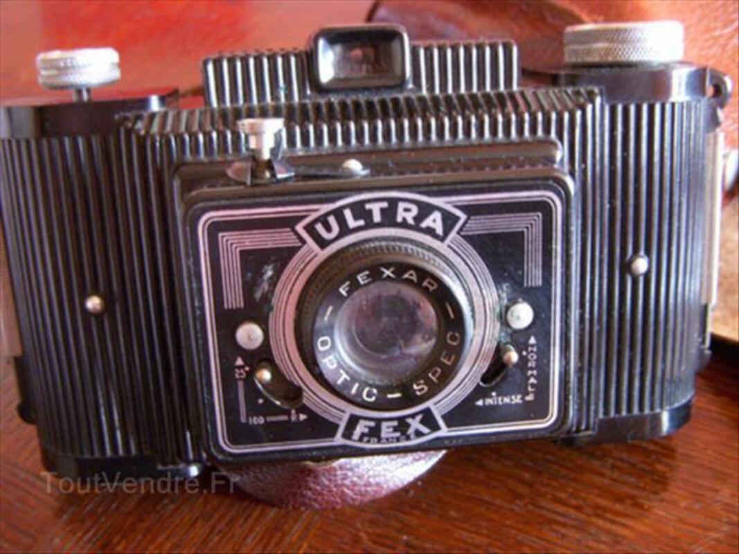 Appareil photo ancien, argentique ( ULTRA FEX ) 89279223