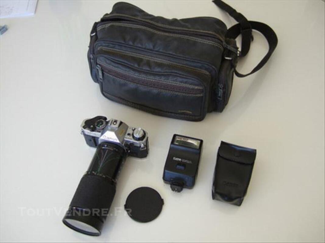 Appareil photo argentique Canon AE1 Program 83880927