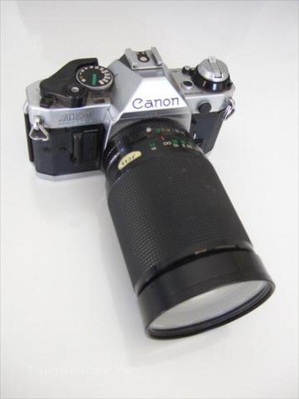 Appareil photo argentique Canon AE1 Program 83880928