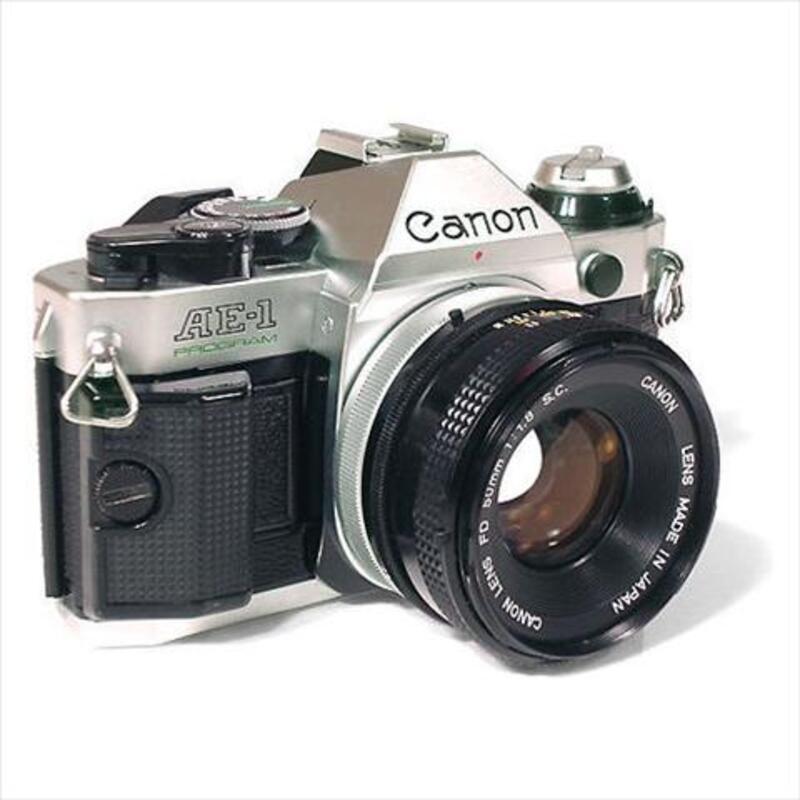 Appareil photo CANON AE1 Program 15447796