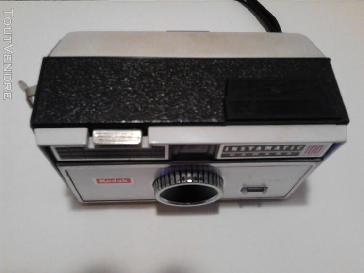 Appareil Photo Instamatic Camera 100 Kodac Vintage suxn 184135049