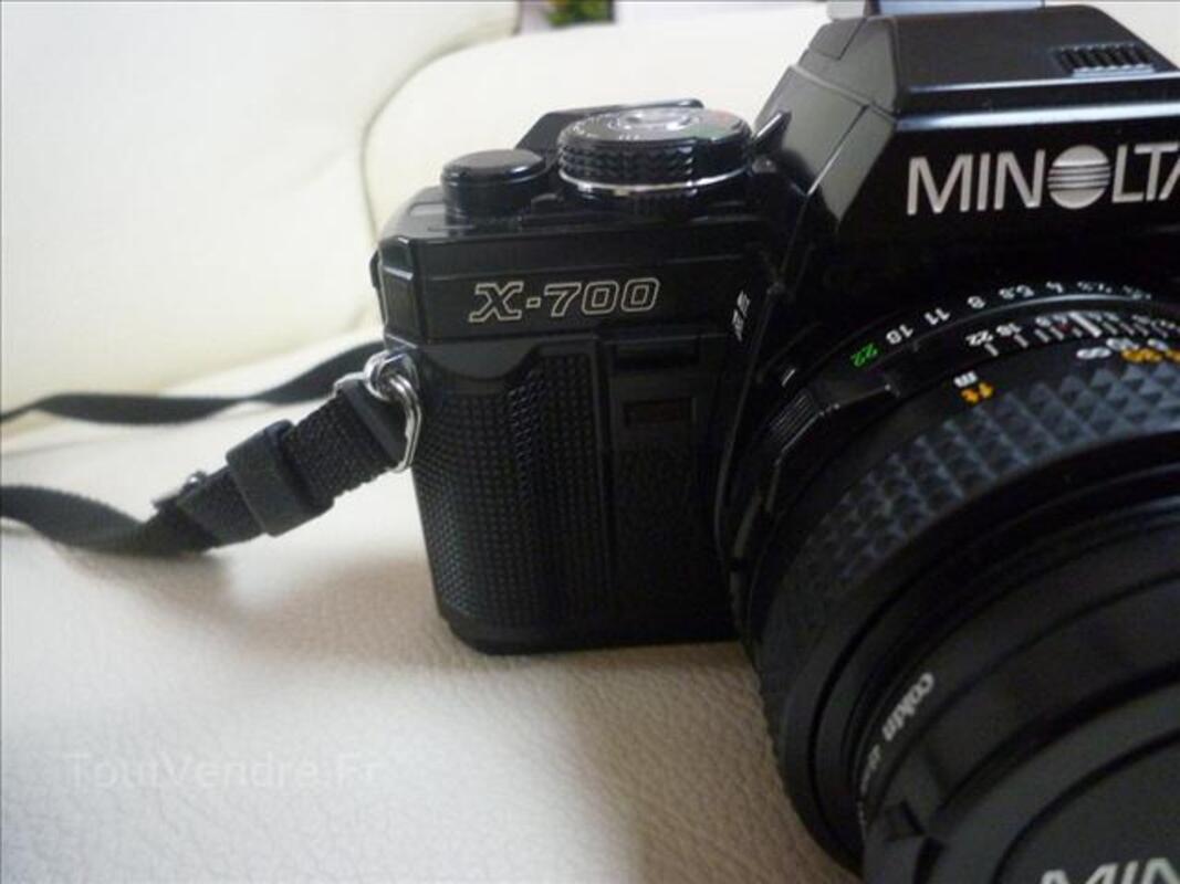 APPAREIL PHOTO MINOLTA X700 71069167