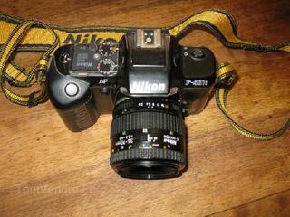 Appareil photo reflex argentique NIKON F401-s