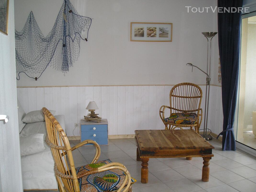 Appartement tout confort en 1ere ligne sur la plage 125731590