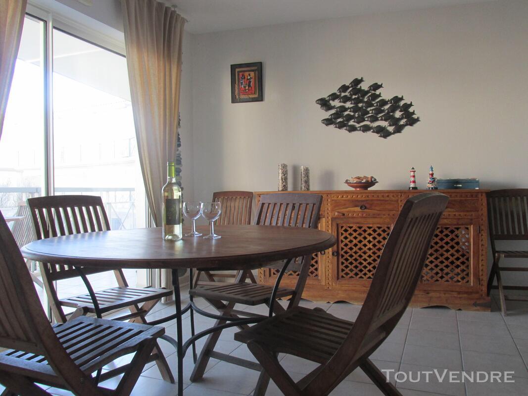 Appartement tout confort en 1ere ligne sur la plage 159930900