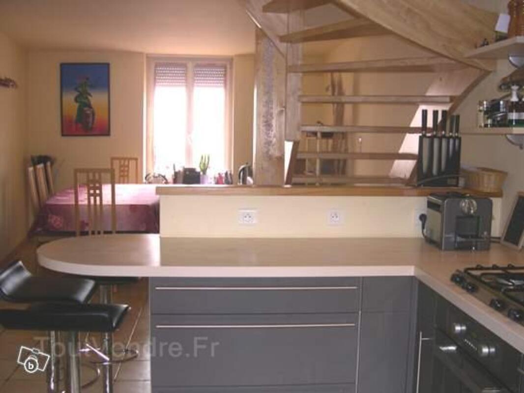 Appartement triplex meublé 90 m² 13500688
