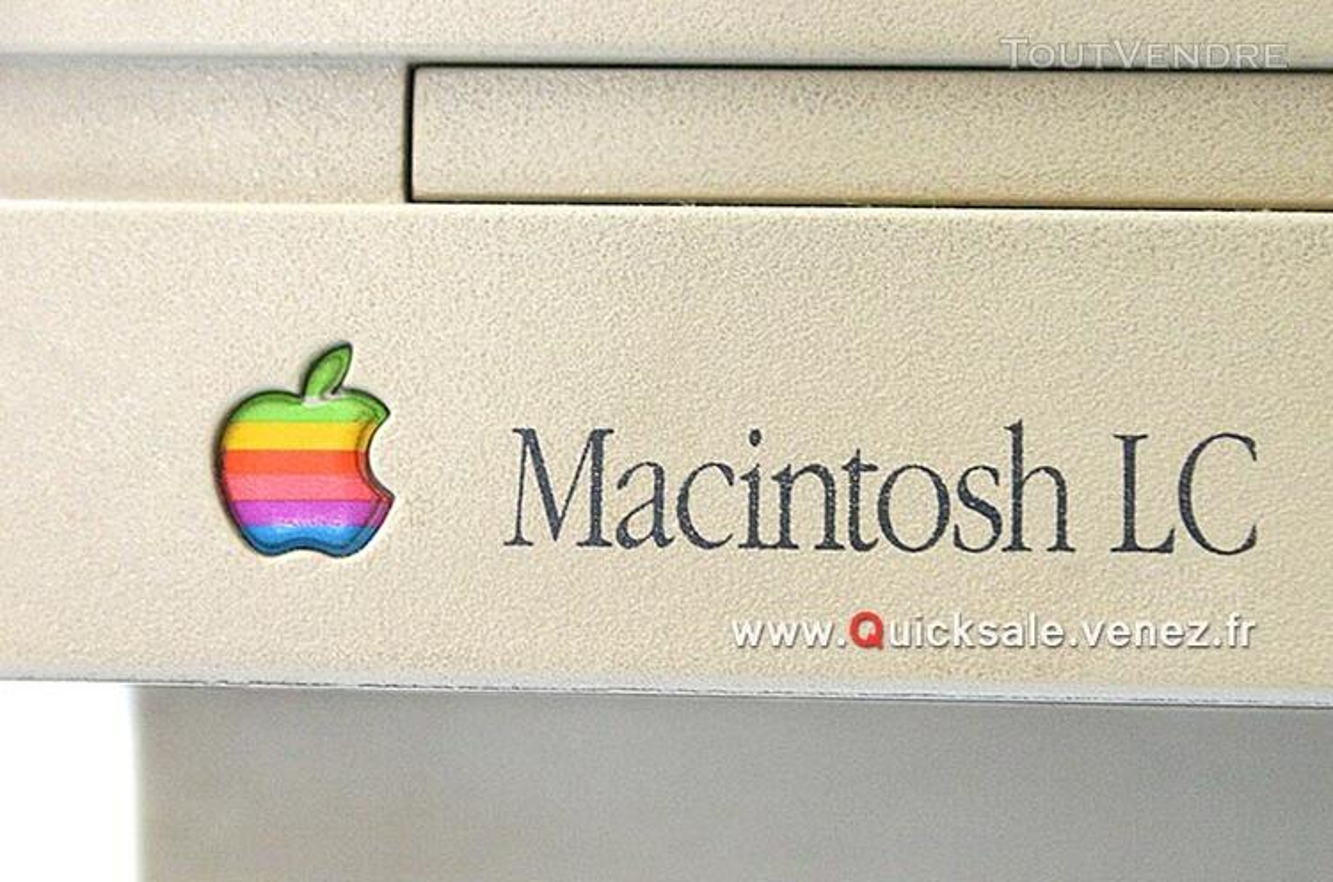 Apple Macintosh LC (Collector) de 1990 111418279