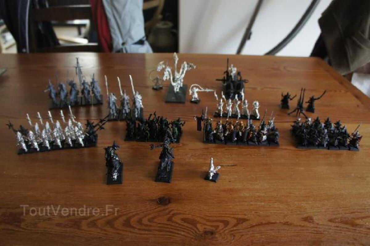 Armée elfes noirs warhammer battle 93020329