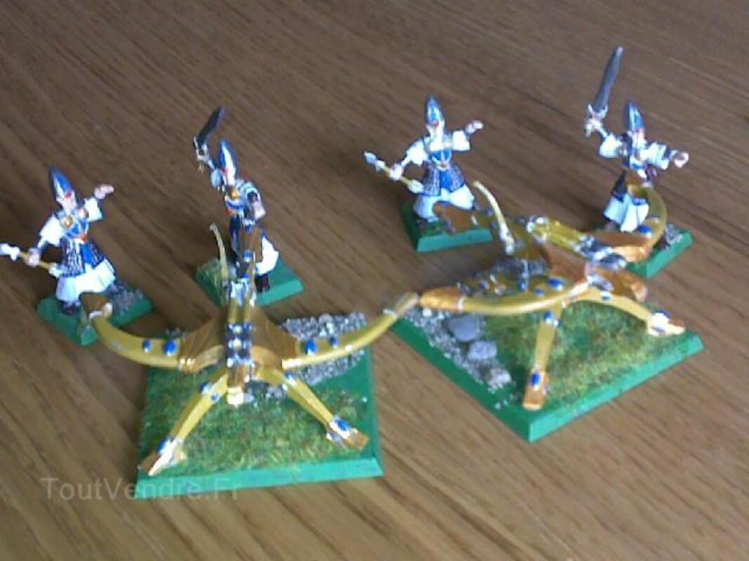 Armée warhammer haut elfes 97249402