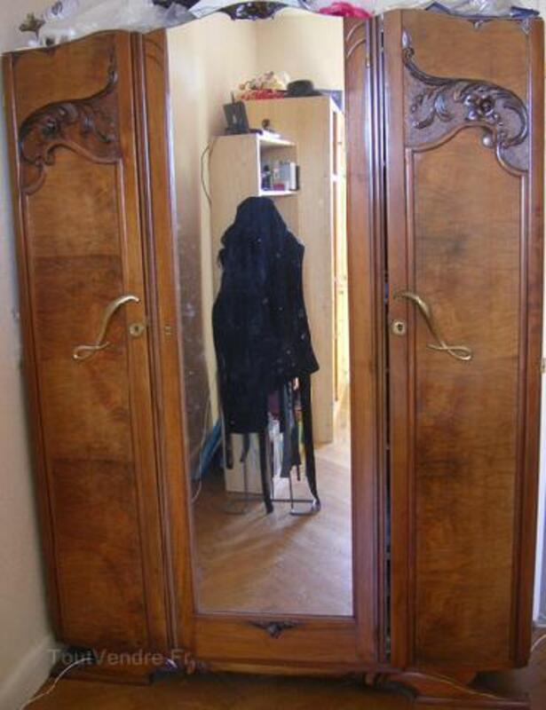 Armoire ancienne en bois 94086444