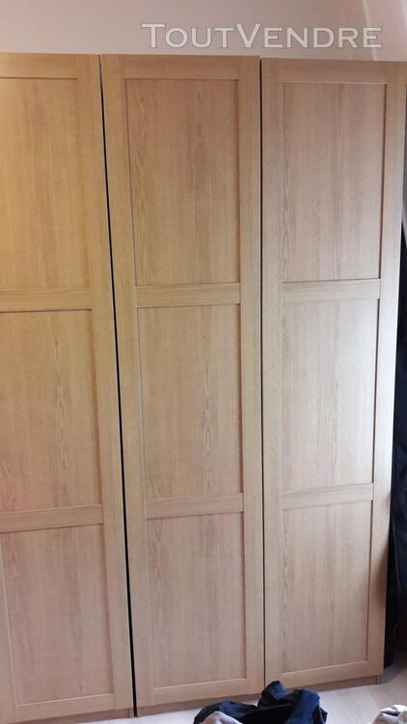 ARMOIRE PENDERIE PAX IKEA 60*100*236 285916922
