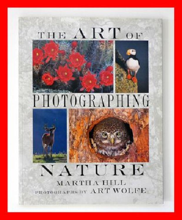 Art Wolfe - the art of photographing 102823236
