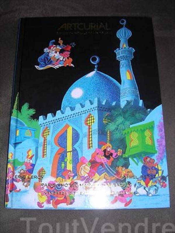 Artcurial bandes dessinées Kiko 66096800