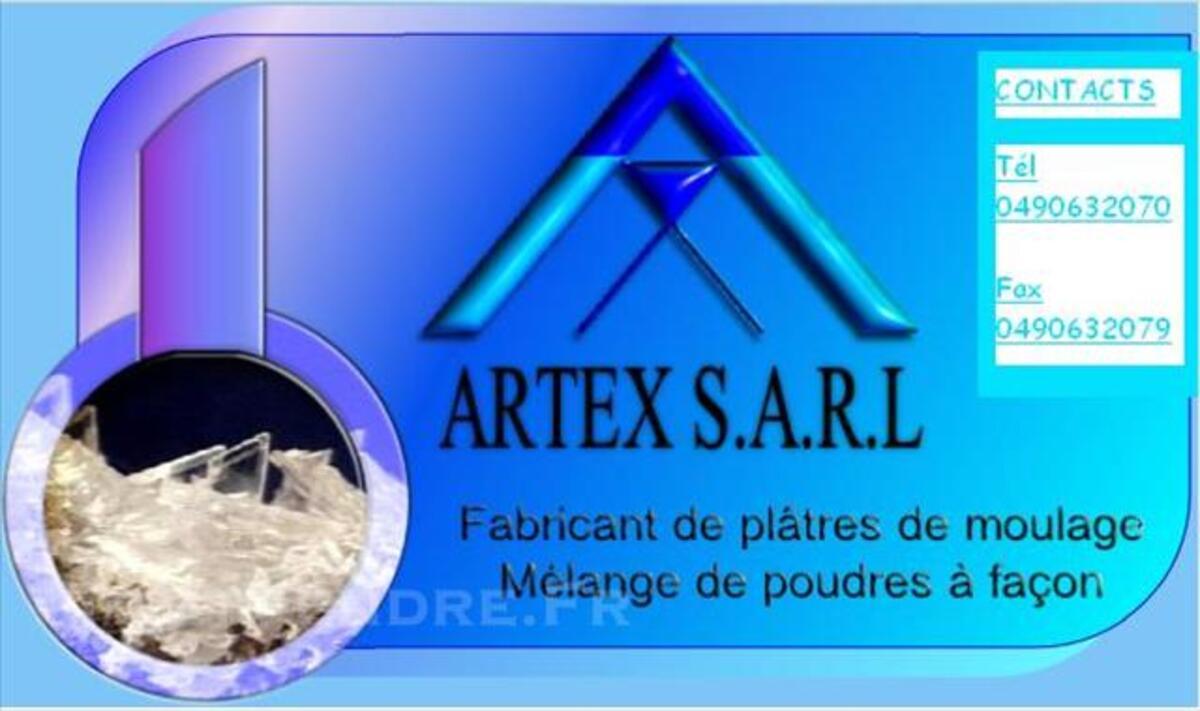Artex - Producteur de plâtre de moulage 73634983