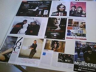 Articles de presse cinéma du magazine Première