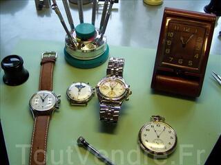 Artisan Horloger Réparateur