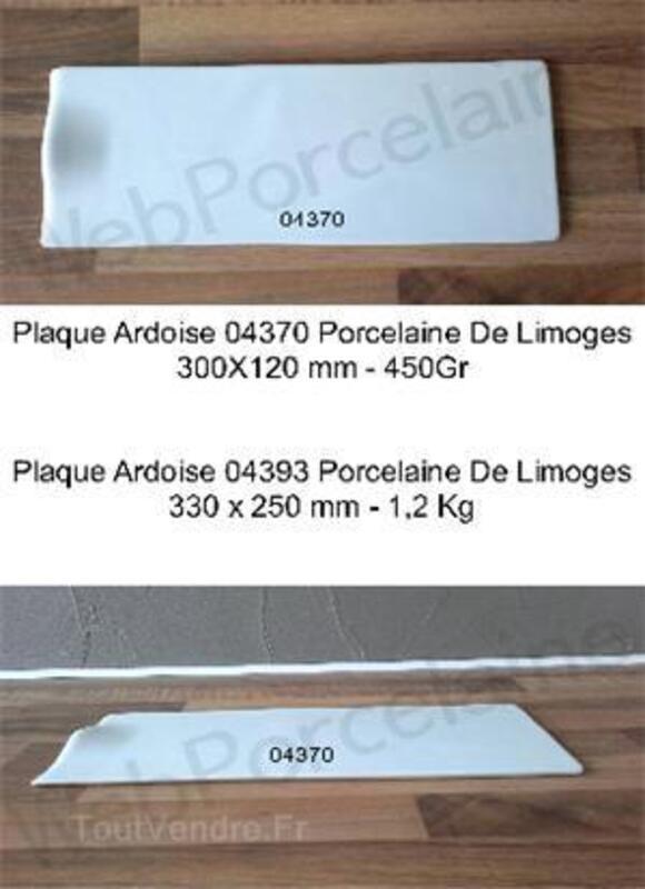 Assiette 04370 porcelaine de limoges 36884307