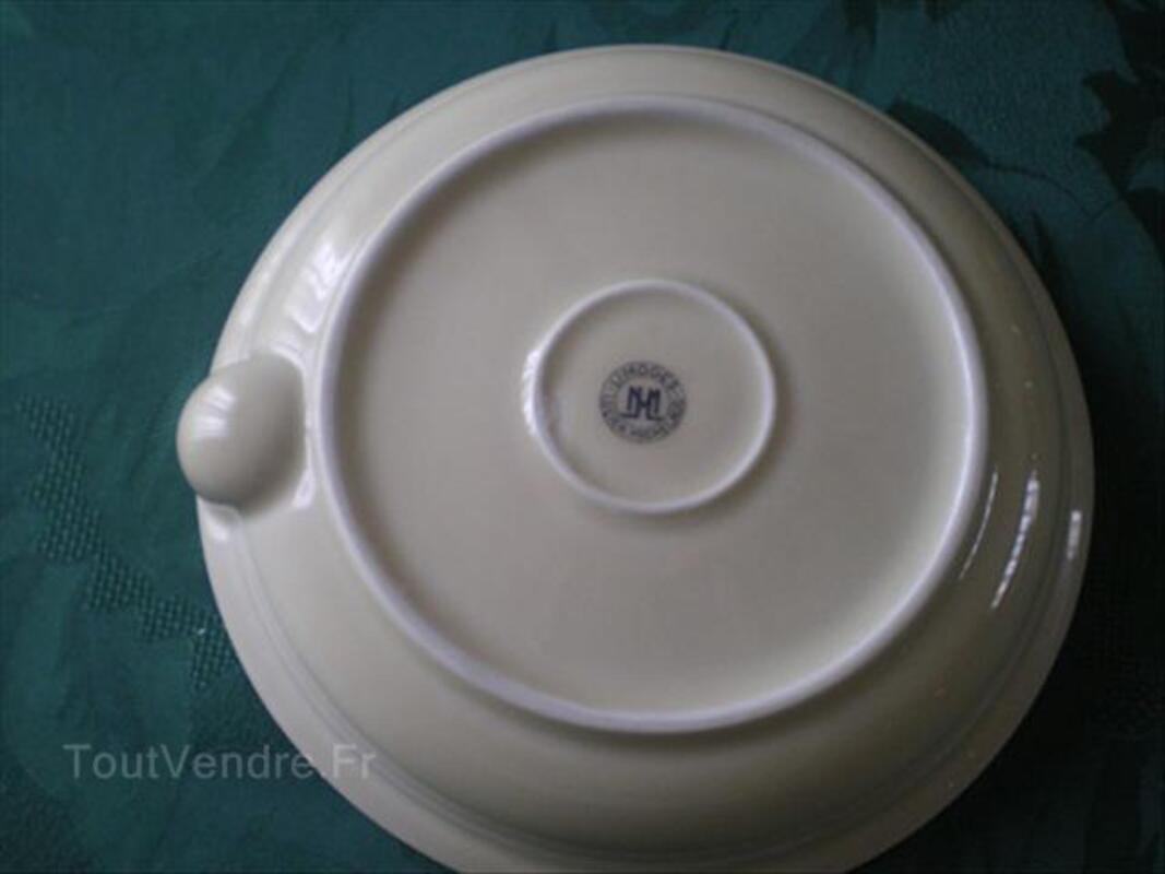Assiette bouillie ancienne Porcelaine 56192983