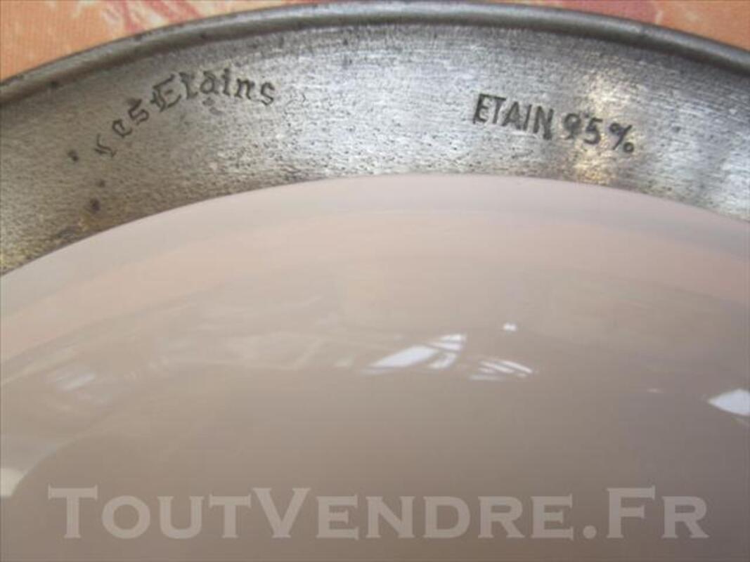 Assiette chauvigny, marchande de poires cuites 79628335