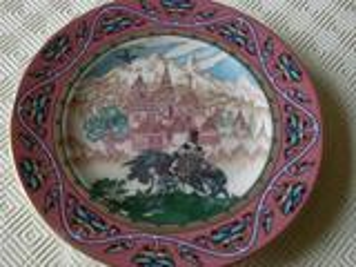 Assiette décorative Villeroy et Boch