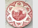 Assiette plate Johnson Brothers (collector)